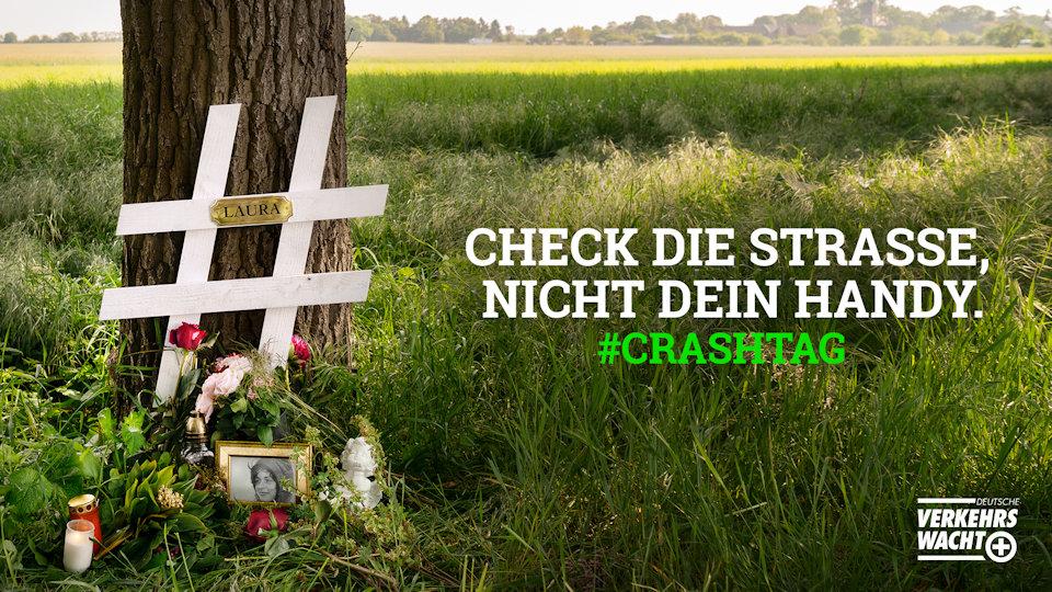 #CRASHTAG: